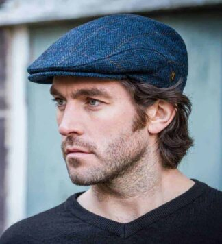 98db1fb4bf956 Irish Flat Caps   Tweed Hats - Authentic Irish Hats. Real Irish Caps