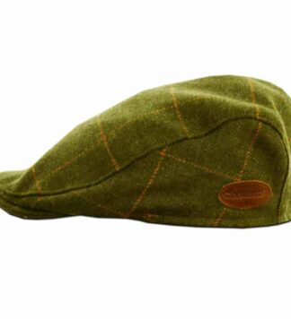 Classic Irish Tweed Cap