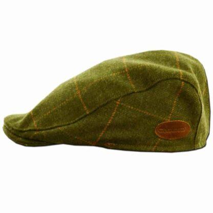 Classic Irish Tweed Cap
