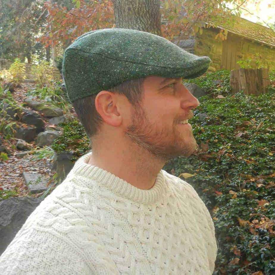 Hanna Hat Green 74fd2083c576