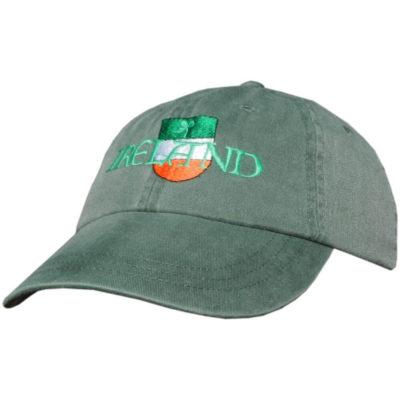 Irish Crest Baseball Cap