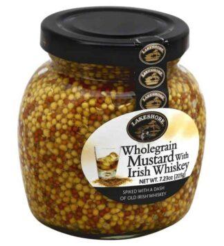 Irish Whiskey Mustard
