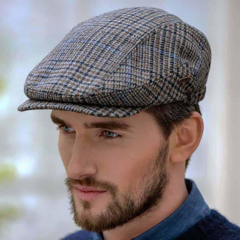 große Auswahl an Farben bester Großhändler Neue Produkte Boardwalk Empire Style - Traditional Flat Cap