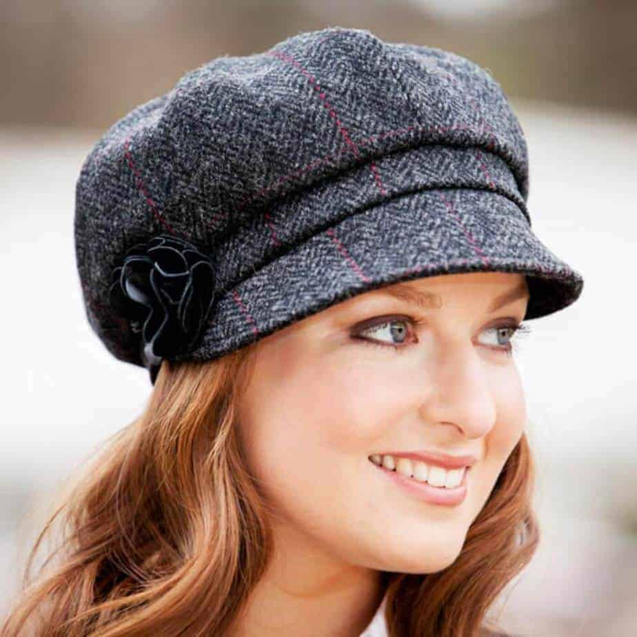 Ladies Newsboy Cap be0e56f6560