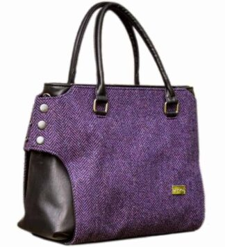 Ladies Tweed Handbag