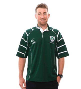 Irish Rugby Shirt Green