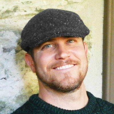 Hanna Hats Tweed Cap