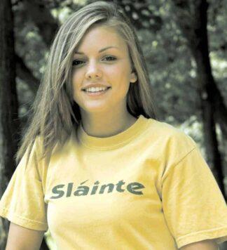 Slainte Irish T Shirt