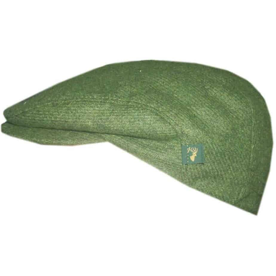 Tweed Flat Cap – Green 1471f7fa6ca6