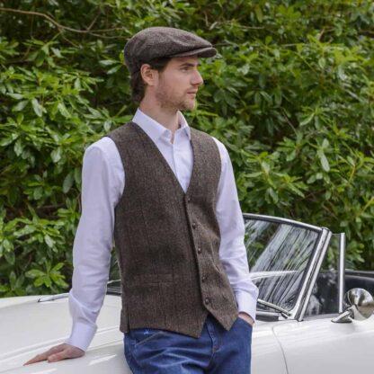 Tweed Vest from Ireland