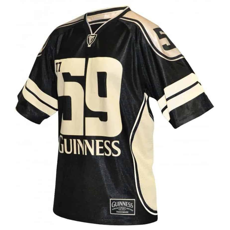 e2514cfc Guinness Football Jersey - Official Guinness Merchandise - Great Gift