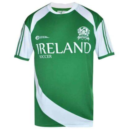 Green Irish Soccer Jersey