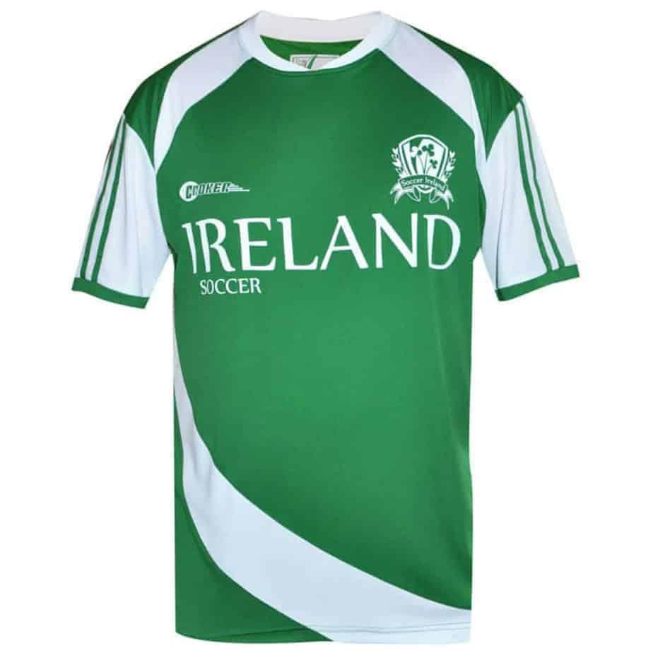 Irish Soccer Jersey 6531add30