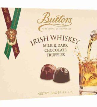 Irish Whiskey Truffles