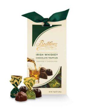 Irish Whiskey Truffles by Butlers.