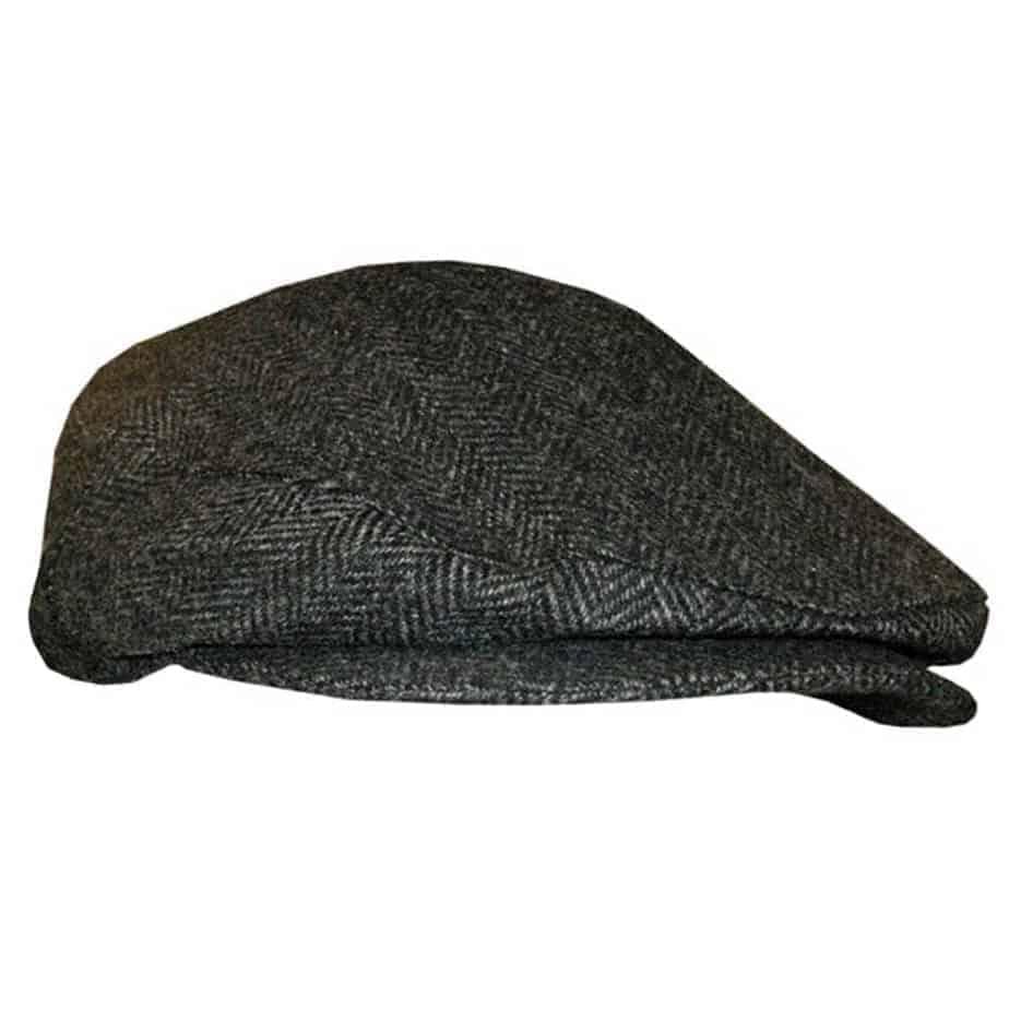 Hats Of Ireland Gray Cap Celtic Clothing Company