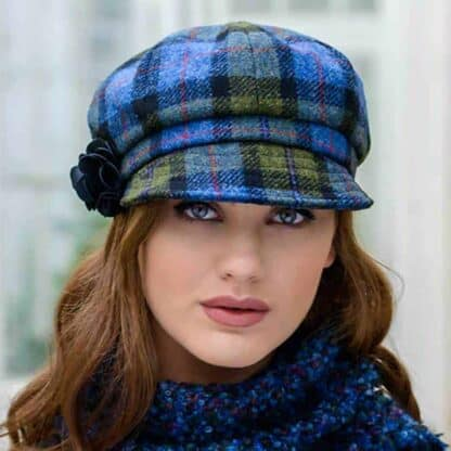 Ladies Newsboy Cap