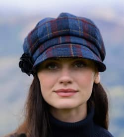 Mucros Weavers Hat for Women