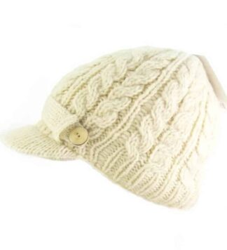 Irish Wool Cap