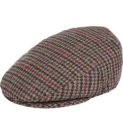 Brown Ivy Cap - Scally Cap