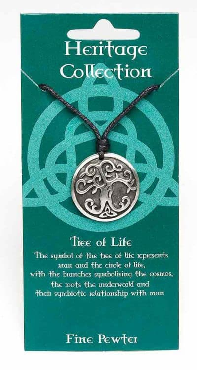 Celtic Jewelry Pendant Packaging