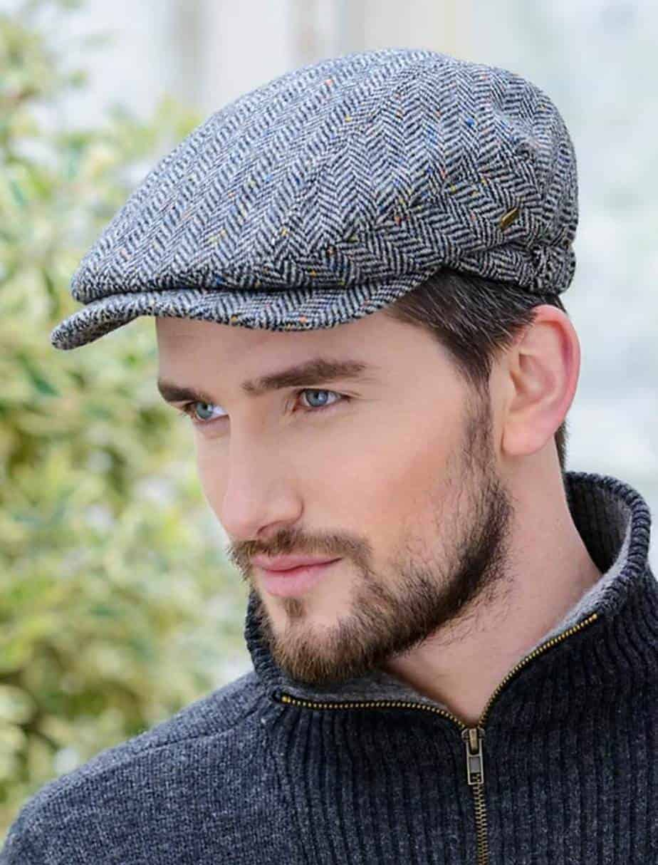 a9ce8b2247c13d Kerry Wool Cap | Extended Peak | Imported from Ireland