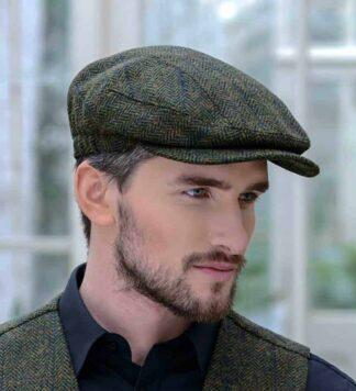 Irish Tweed Cap - Made in Ireland
