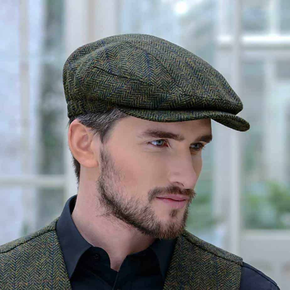 Peaky Blinders Cap - Made in Ireland - Traditional Style   Modern ... 51e73f92aa8