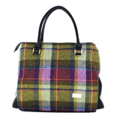 Irish Tweed Handbag