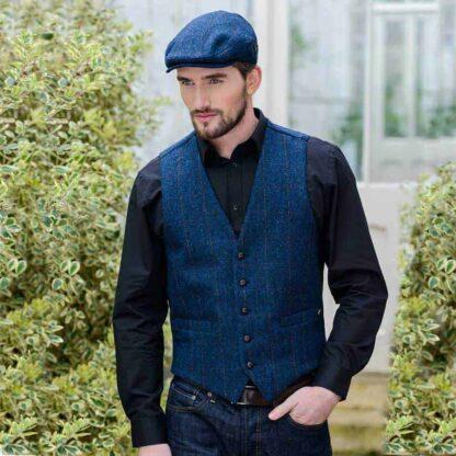 Men's Tweed Vest from Ireland