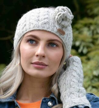 Wool Headband for Women