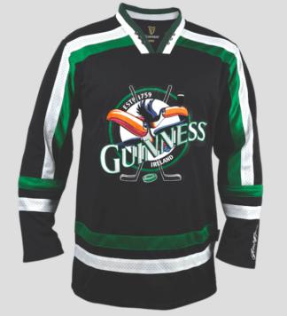 Guinness Hockey Shirt