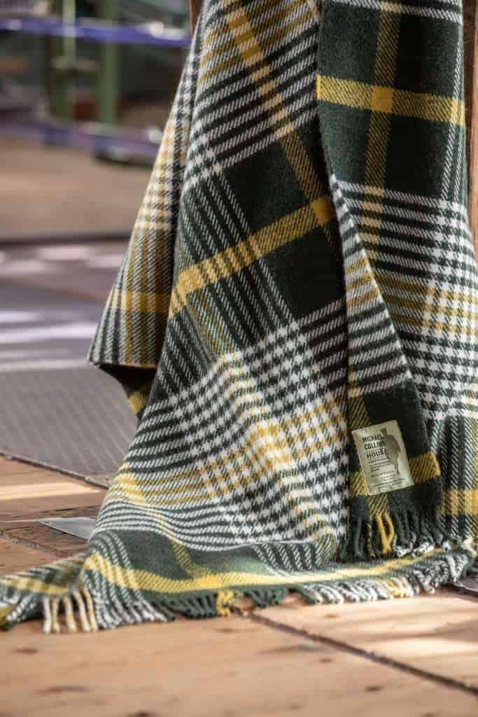 Michael Collins Blanket Bealnablath