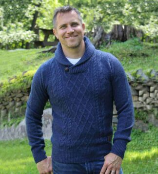 Killarney Style Irish Sweater