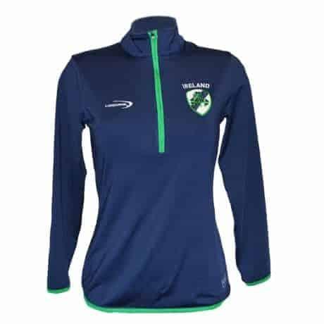 Irish jogging top for women.