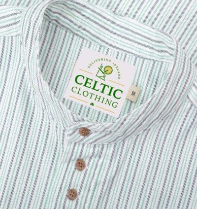 Grandfather Shirt Celtic Clothing
