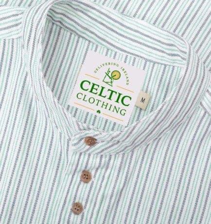 Grandfather Shirt Celtic Clothing