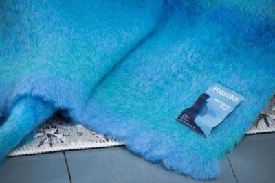 Mohair Blanket, Wild Atlantic Way