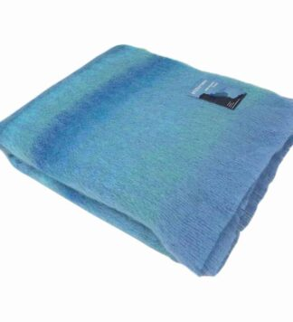 Wild Atlantic Way Irish Mohair Throw