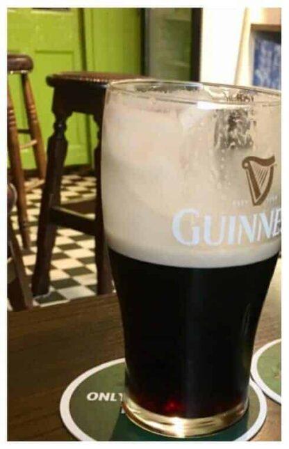 Pint of Guinness