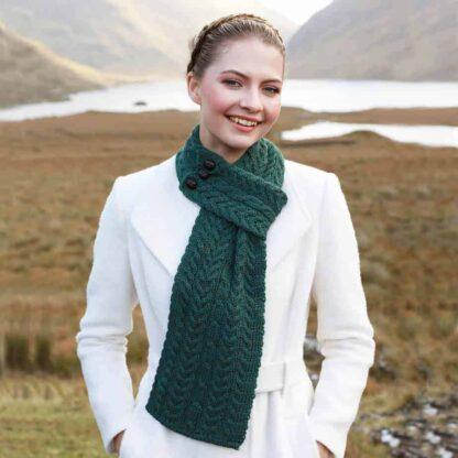 Womens Wool Scarf