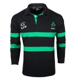 Irish Rugby Shirt, Shamrock