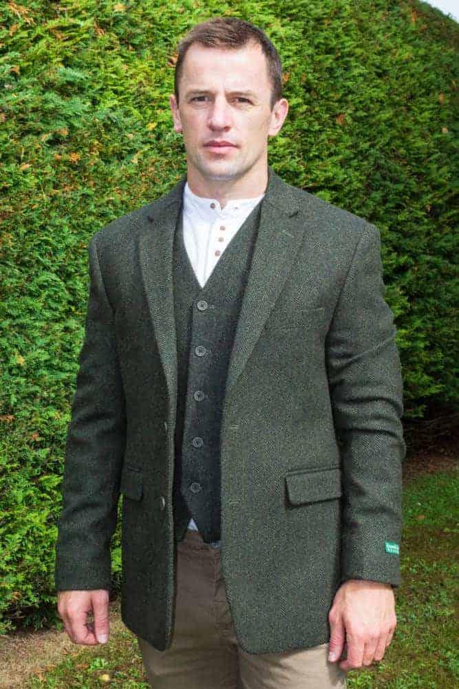 Irish Tweed Sports Jacket