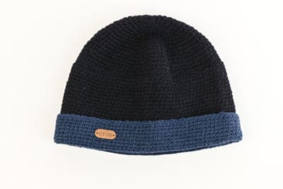 Crochet Wool Cap
