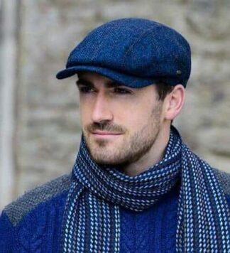 Irish Tweed Wool Kerry Cap