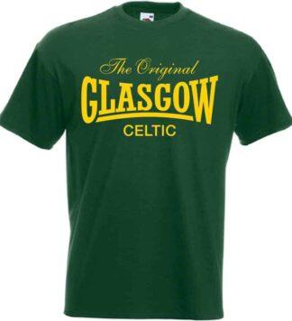 Glasgow Celtic Original T-Shirt, Soccer