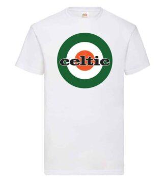 Irish Colors Celtic Target T-Shirt