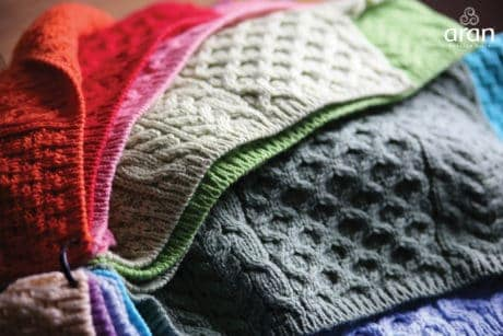 Irish Wool Sweaters