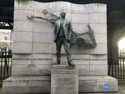 James Connolly - Customs House