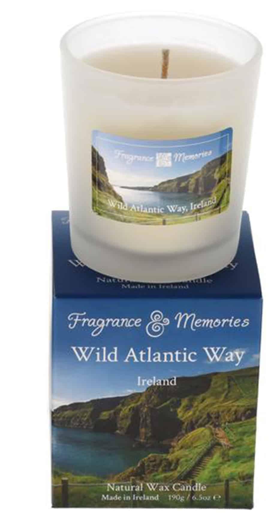 Wild Atlantic Travel Candle